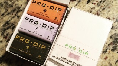 Photo of PRO-DIP Pouch Review