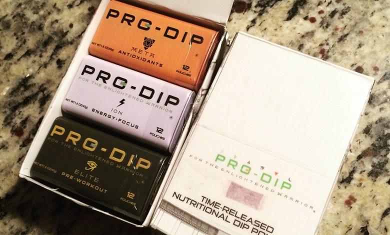 PRO-DIP Box