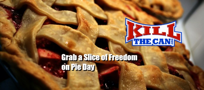 Slice of Freedom Pie Day