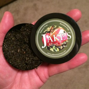 Jake's Mint Chew Apple Spice Product