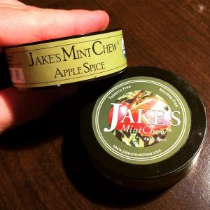 Jake's Mint Chew Apple Spice