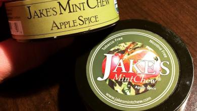 Photo of Jake's Mint Chew – Apple Spice Review