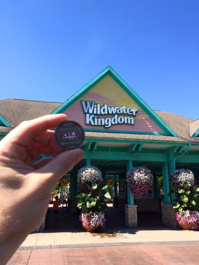 Chewie at Wildwater Kingdom
