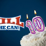 Decade of Quitting Dip For KillTheCan.org