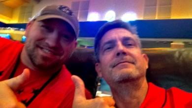 Photo of Auburn & Cbird – World Series Watching in Dallas