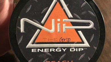 Photo of Nip Energy Dip New Flavors – Peach & Vanilla