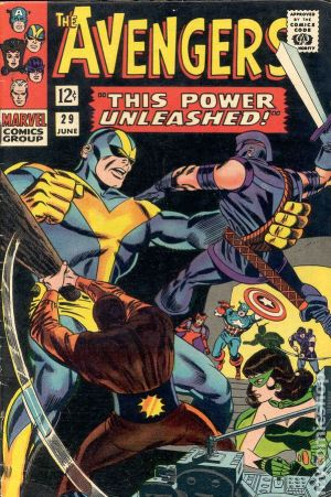 Avengers Issue 29