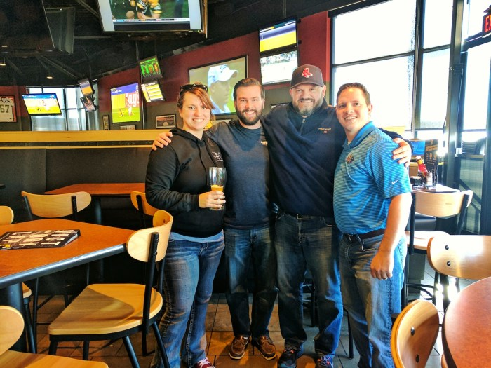 Minnesota Meet - Buffalo Wild Wings in Crystal, MN