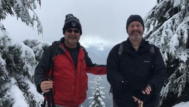 Photo of Scoot66 and Zeno On Rattlesnake Ridge