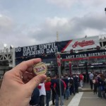 Cleveland Indians 2017 Home Opener