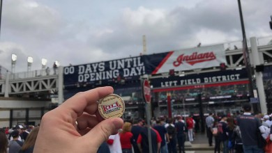 Photo of Cleveland Indians 2017 Home Opener
