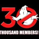 30,000 Registered Forum Members!