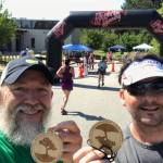 Roy and Hydro – 8 Mile Trail Run