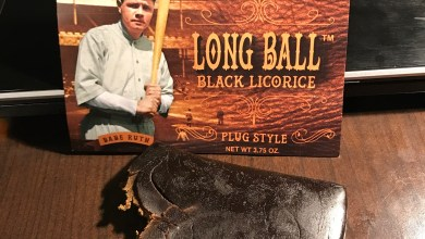 Photo of Long Ball Black Licorice – Plug Style Alternative