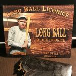 Long Ball Licorice Logo