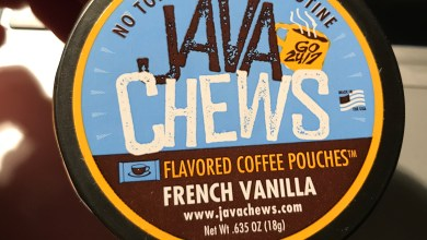 Photo of Java Chews Flavored Coffee Pouches Reviews