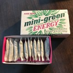 Mini-Green Energy Pouches - Package