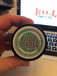 Fully Loaded Chew Wintergreen