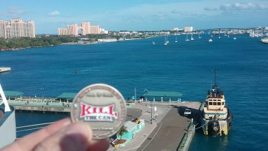Photo of YoungForever Quitting in the Bahamas!