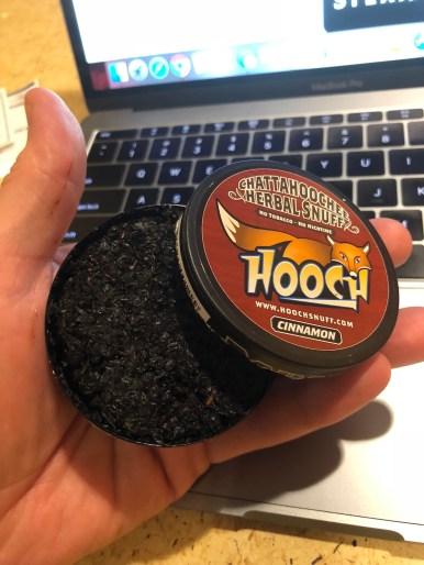 Hooch Cinnamon 5
