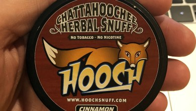 Photo of Hooch Snuff Cinnamon Rough Review