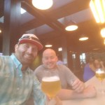 Basshaug and Mcarmo44 at Au Cheval
