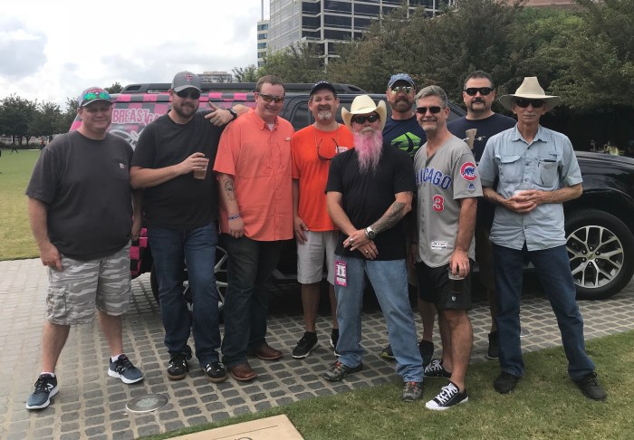 2018 Breast Cancer Can Stick It Drumathon