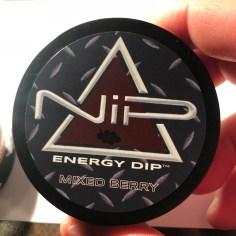 Nip Energy Dip Mixed Berry 2