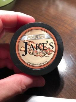 Jake's Mint Chew Bacon 1
