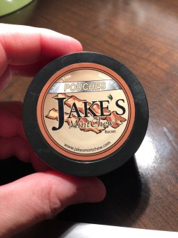 Jake's Mint Chew Bacon 1