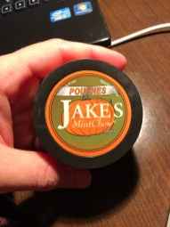 Jake's Mint Chew Pumpkin 1