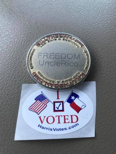 UncleRico Voting