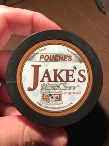 Jake's Mint Chew Gingerbread