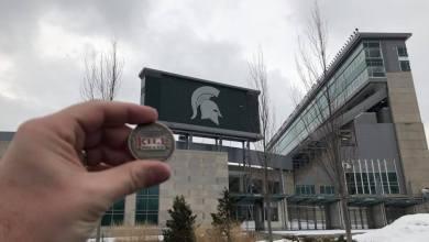 Chewie - MSU Campus