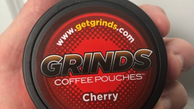Photo of Grinds Coffee Pouches – Cherry Review