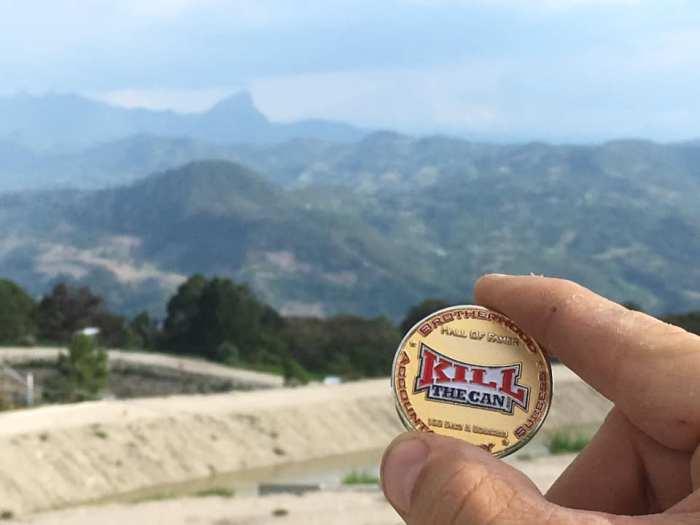 Conecrusherman - Honduras