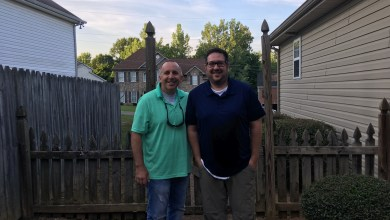 Photo of Copequits and Sean Fiske – October '18 Brothers