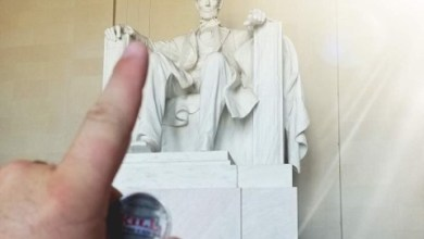 Photo of Bug Guy Hanging Out and Quitting With Abe