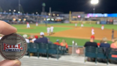 MonsterEMT - Harrisburg Senators - 8.30.2019