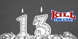 KTC 13 Years