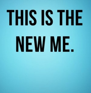 The New Me