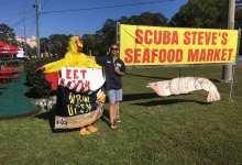 Photo of 2020 Savannah Meet – Social Distancing at Scuba Steve's