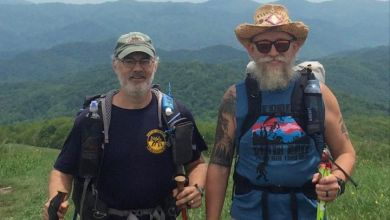 Photo of Roy and Tabrow3 on Max Patch