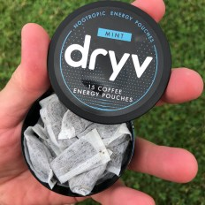 Dryv Energy Pouches Mint 7