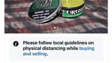 Dip Can Candle - Facebook Marketplace