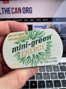 Mini-Green Energy Pouch 6