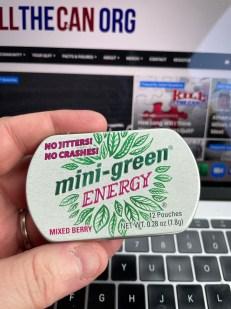 Mini-Green Energy Pouch 7