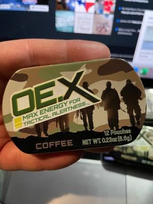 OE.X ENERGY Coffee