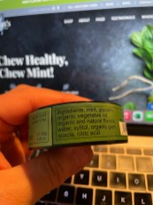Jake's Mint Chew Watermelon Pouches 5