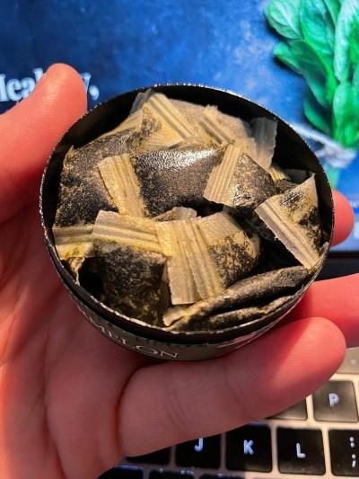 Jake's Mint Chew Watermelon Pouches 8